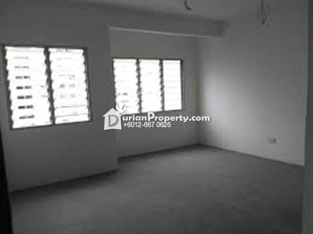 Flat For Sale at Laman Damai Kepong, Kepong