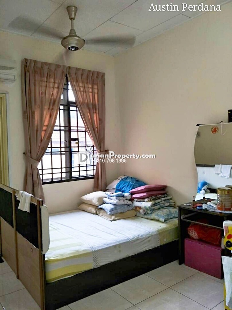 Terrace House For Sale at Taman Austin Perdana, Johor Bahru