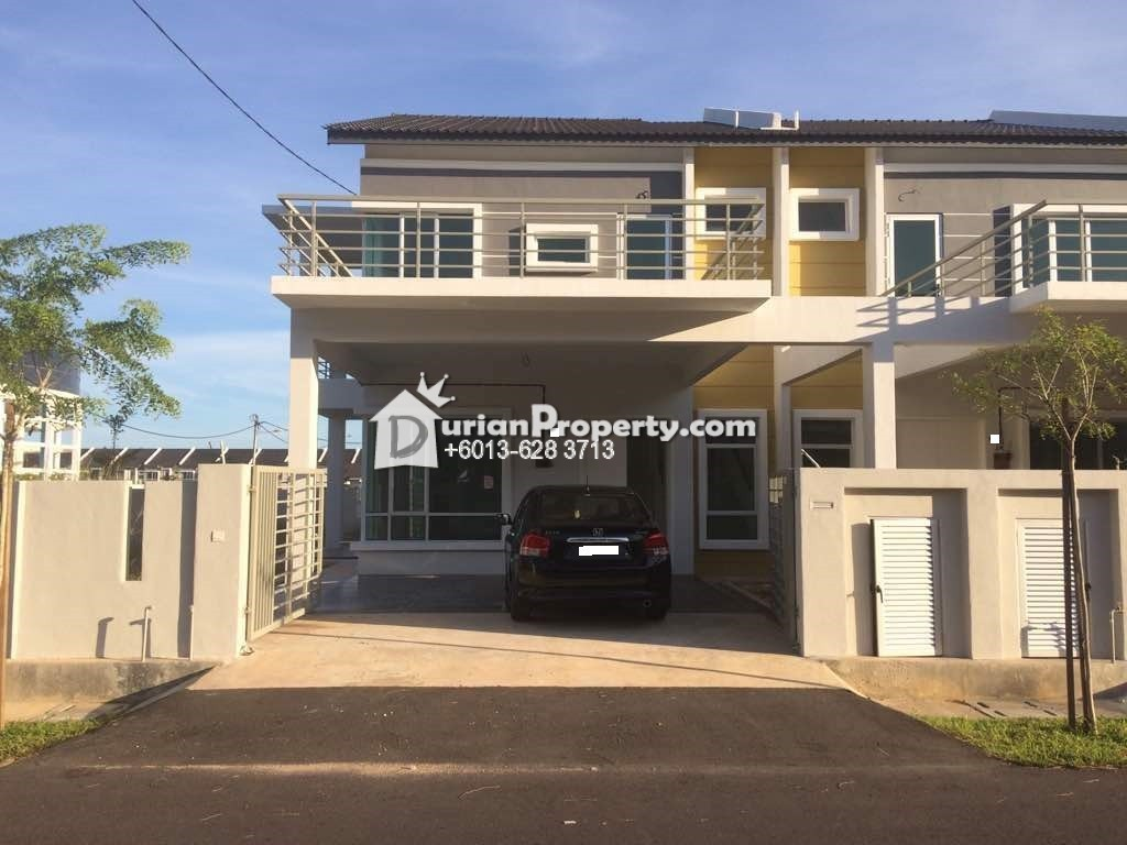 Terrace house for sale at one krubong melaka for rm for Terrace house 1