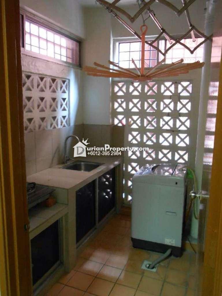 Condo For Rent at Tiara Faber, Taman Desa