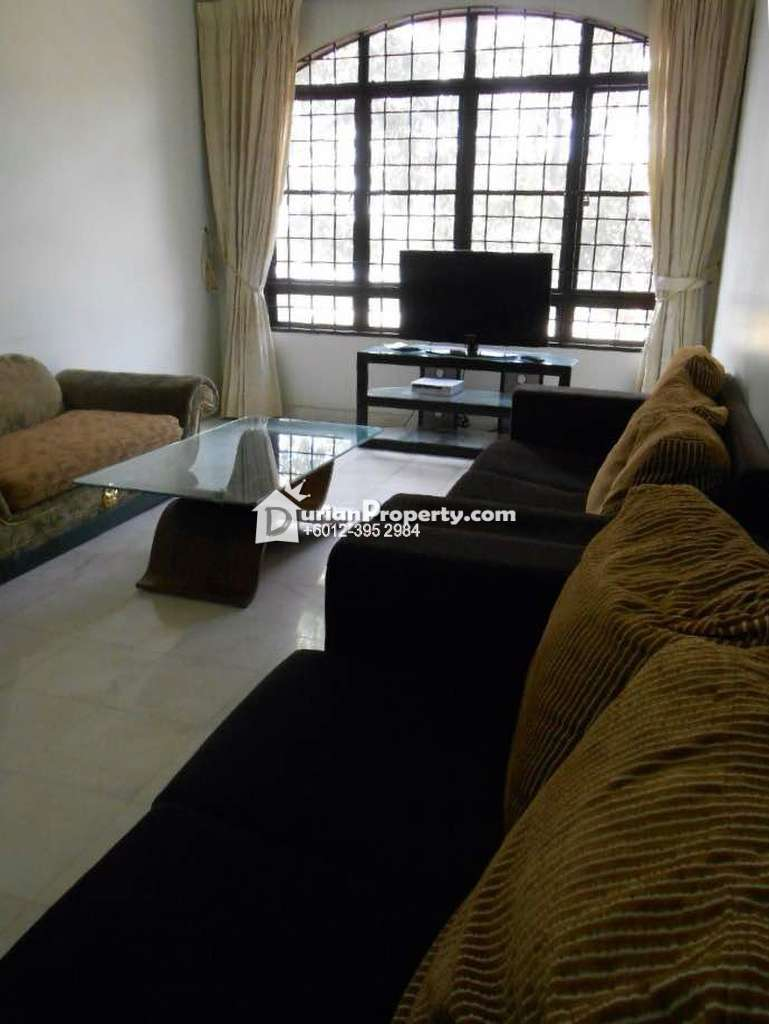 Condo For Rent at Tiara Faber, Taman Desa