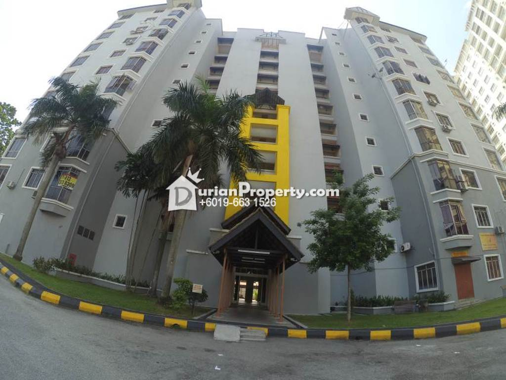 Condo For Sale at Subang Ville Aman Luxury Condominiums, Petaling Jaya