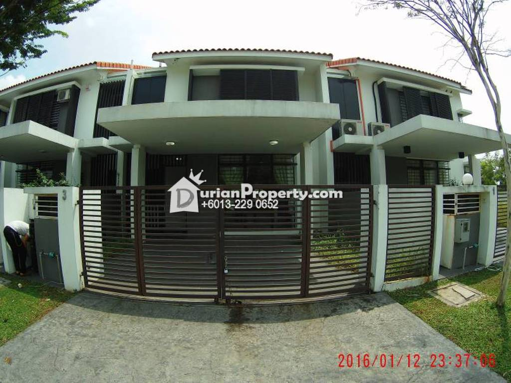 Terrace House For Rent at Pentas Alam Impian for RM 1800  : 272613410133246 from www.durianproperty.com.my size 1024 x 767 jpeg 112kB
