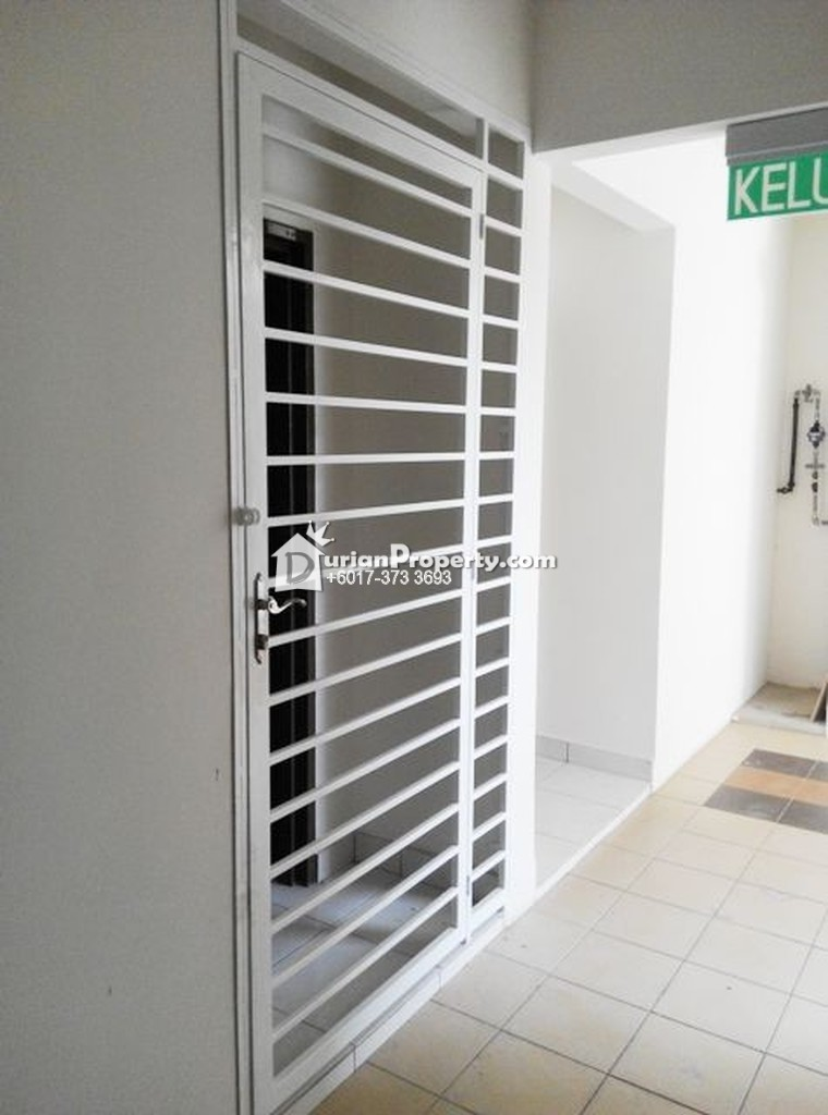 Apartment For Sale at Akasia Apartment @ Berjaya Park, Shah Alam