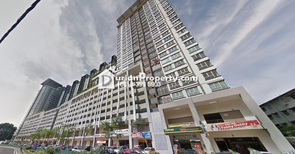 Condo For Sale at Amara Service Residences, Batu Caves