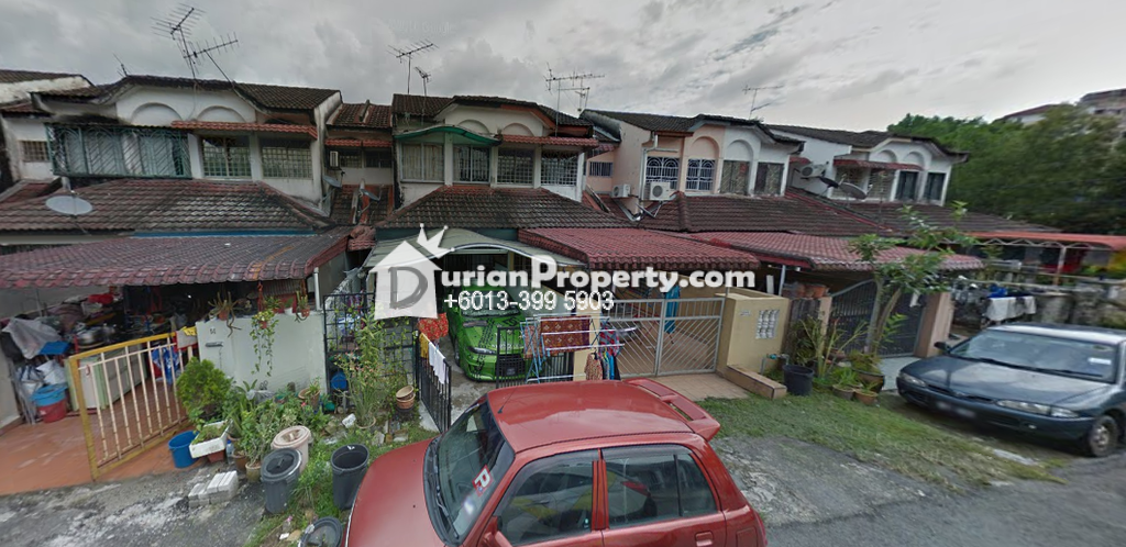 Terrace House For Sale at Desa Setapak, Setapak