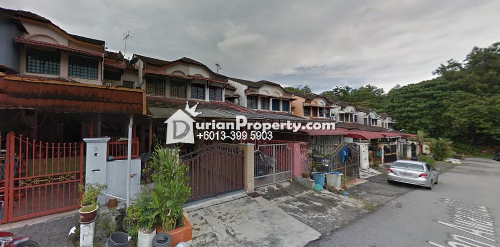 Terrace House For Sale at Taman Melur, Ampang