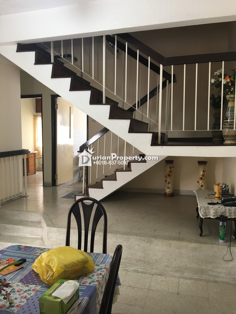 Terrace House For Sale at Taman Segar, Cheras