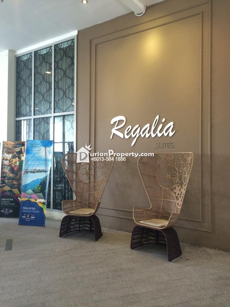 Condo For Sale at Regalia, Putra