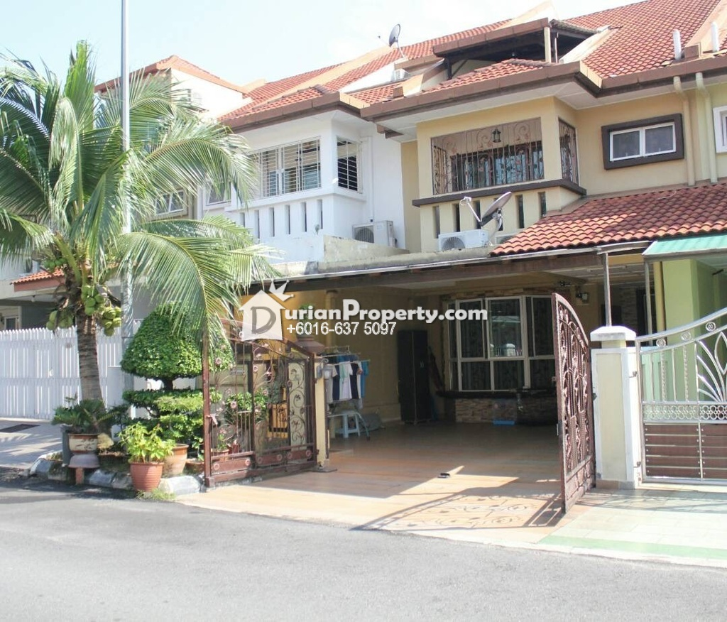 Terrace House For Sale at Taman Taynton View, Cheras