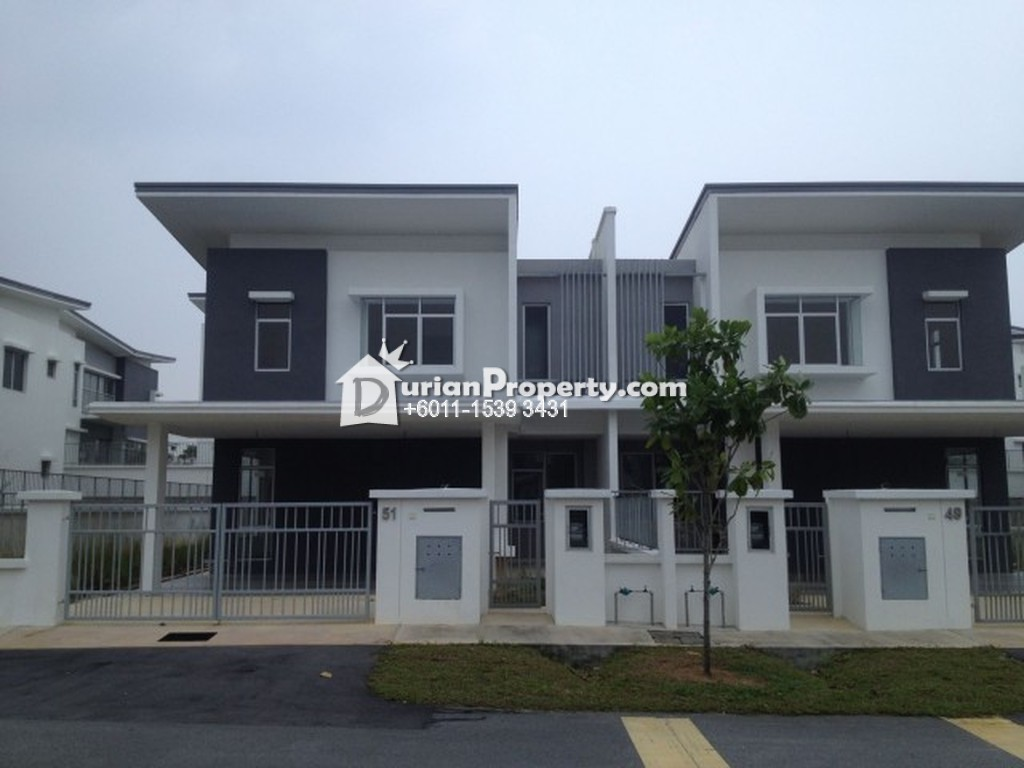 Semi D For Sale at Banyan 2, Bandar Seri Coalfields