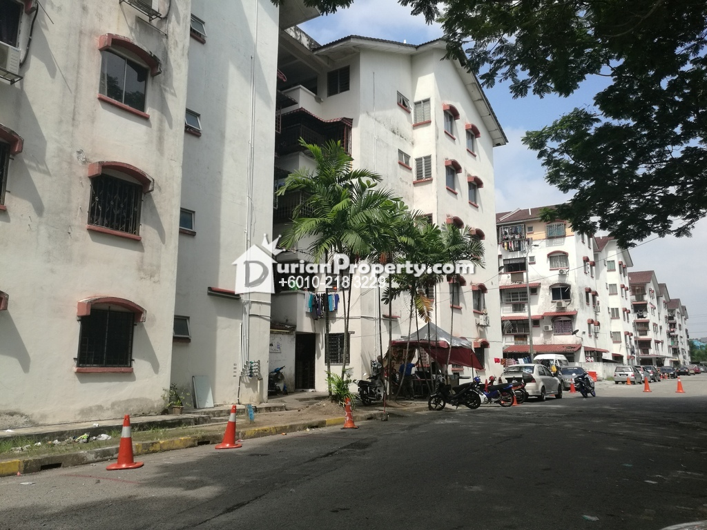 Apartment For Sale at Taman Setia Balakong, Balakong