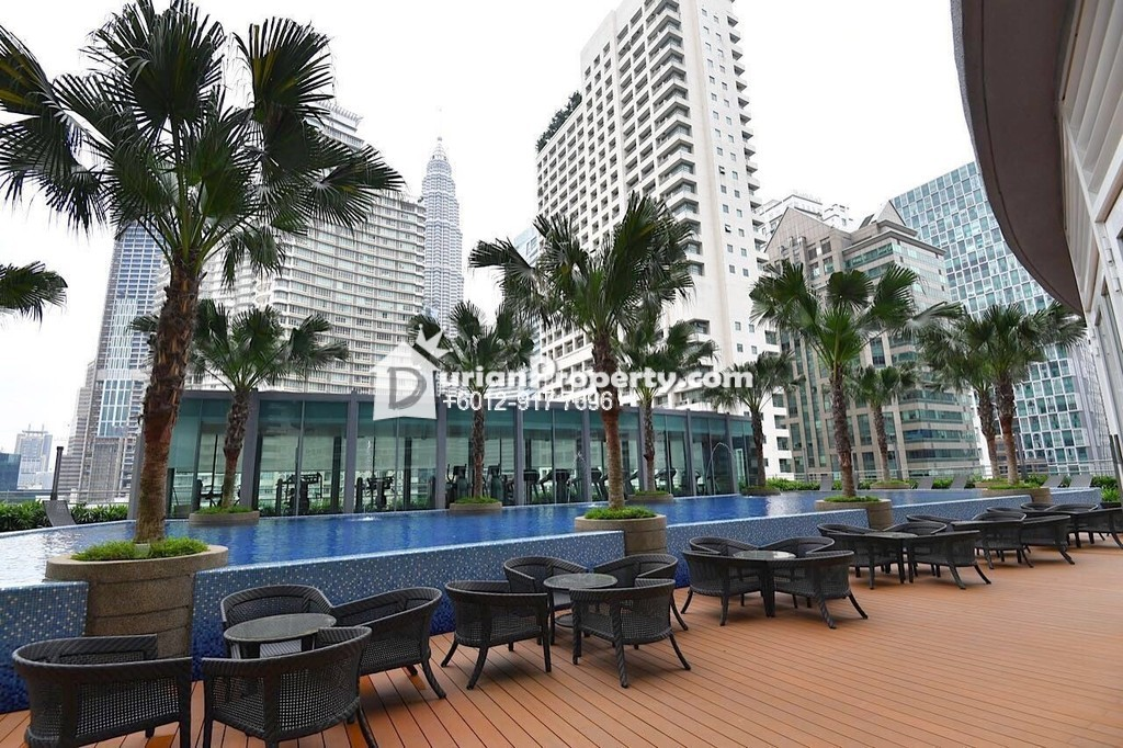 Serviced Residence For Sale at Vortex Suites & Residences, Jalan Sultan Ismail