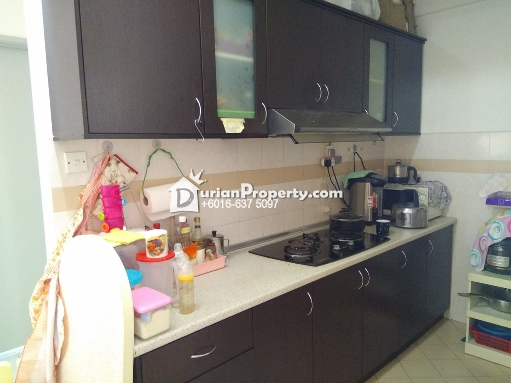 Condo For Sale at Sri Hijau, Bandar Mahkota Cheras