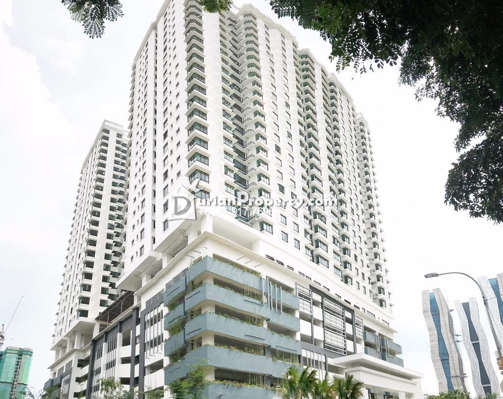 Condo For Sale at Rafflesia Condominium, Sentul