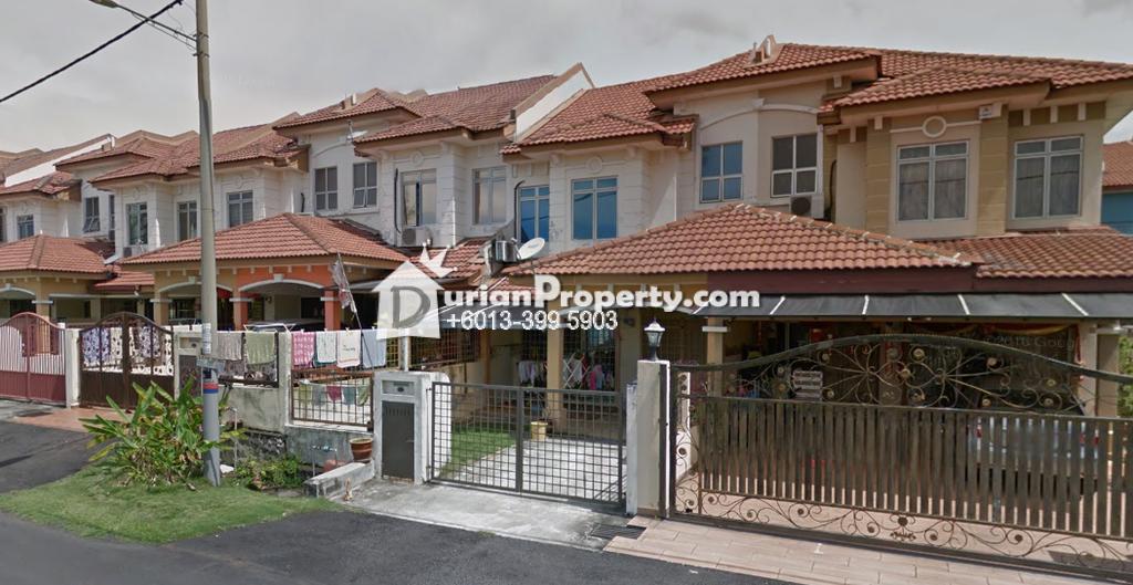 Terrace House For Sale at Taman Harmoni, Seri Kembangan