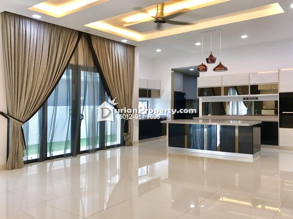 Semi D For Sale at Cahaya Alam, Shah Alam