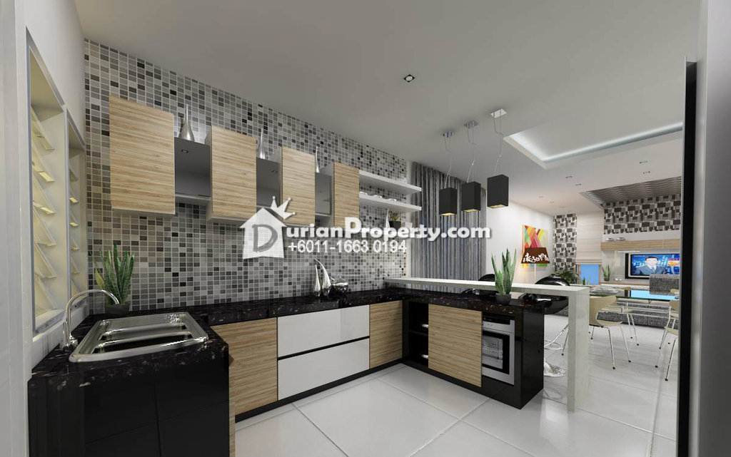 Terrace House For Sale at Taman Sri Subang, Bandar Sunway