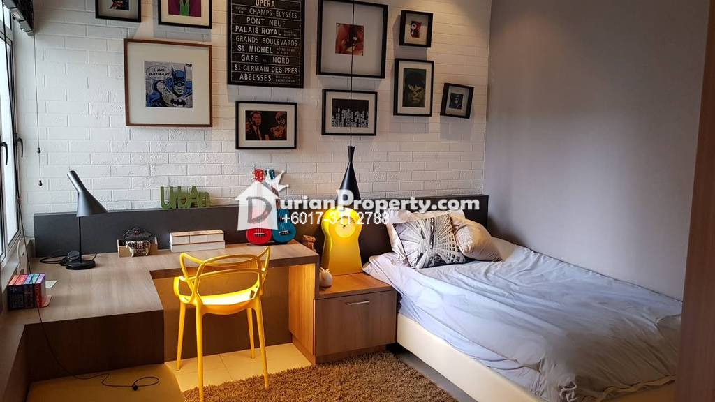 Condo For Sale at Green Residence, Cheras South