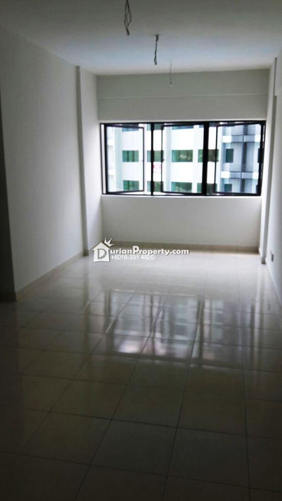Apartment For Sale at Suria Rafflesia, Setia Alam