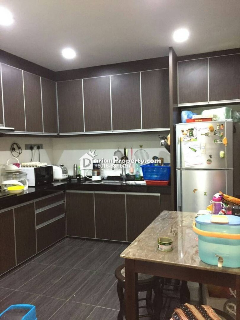 Penthouse For Sale at Langat Jaya, Batu 9 Cheras