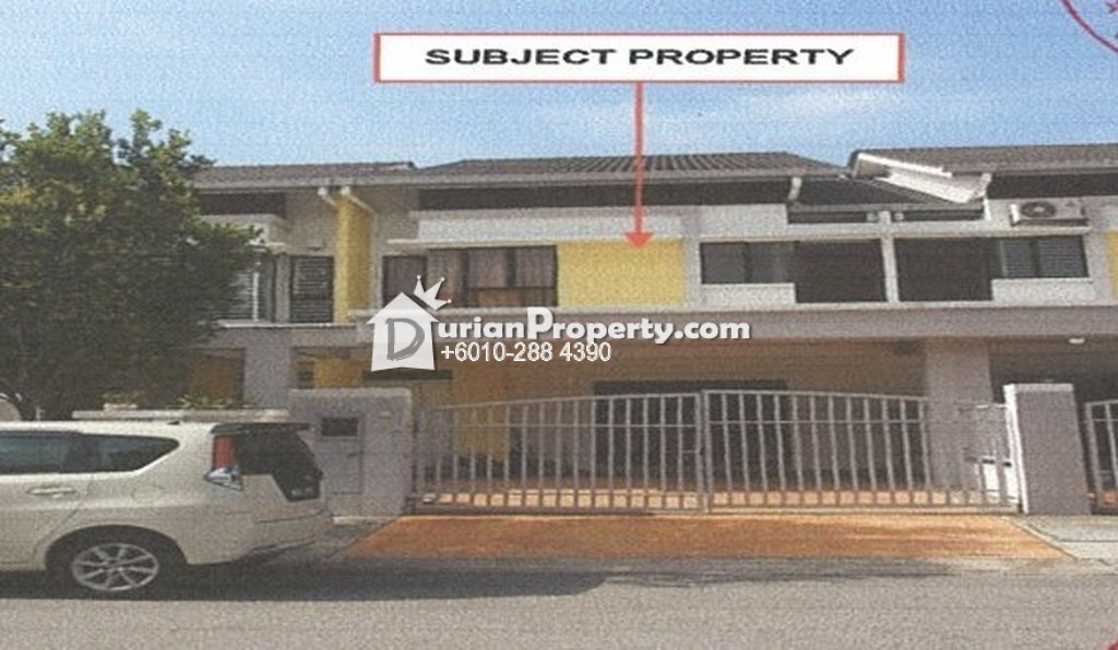 Terrace House For Auction at Sutera Damansara, Damansara Damai