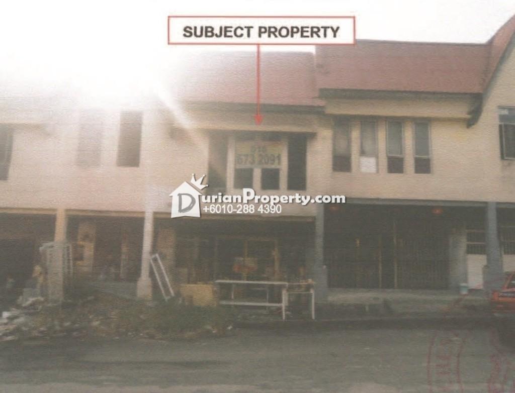 Shop Office For Auction at Taman Kajang Utama, Kajang