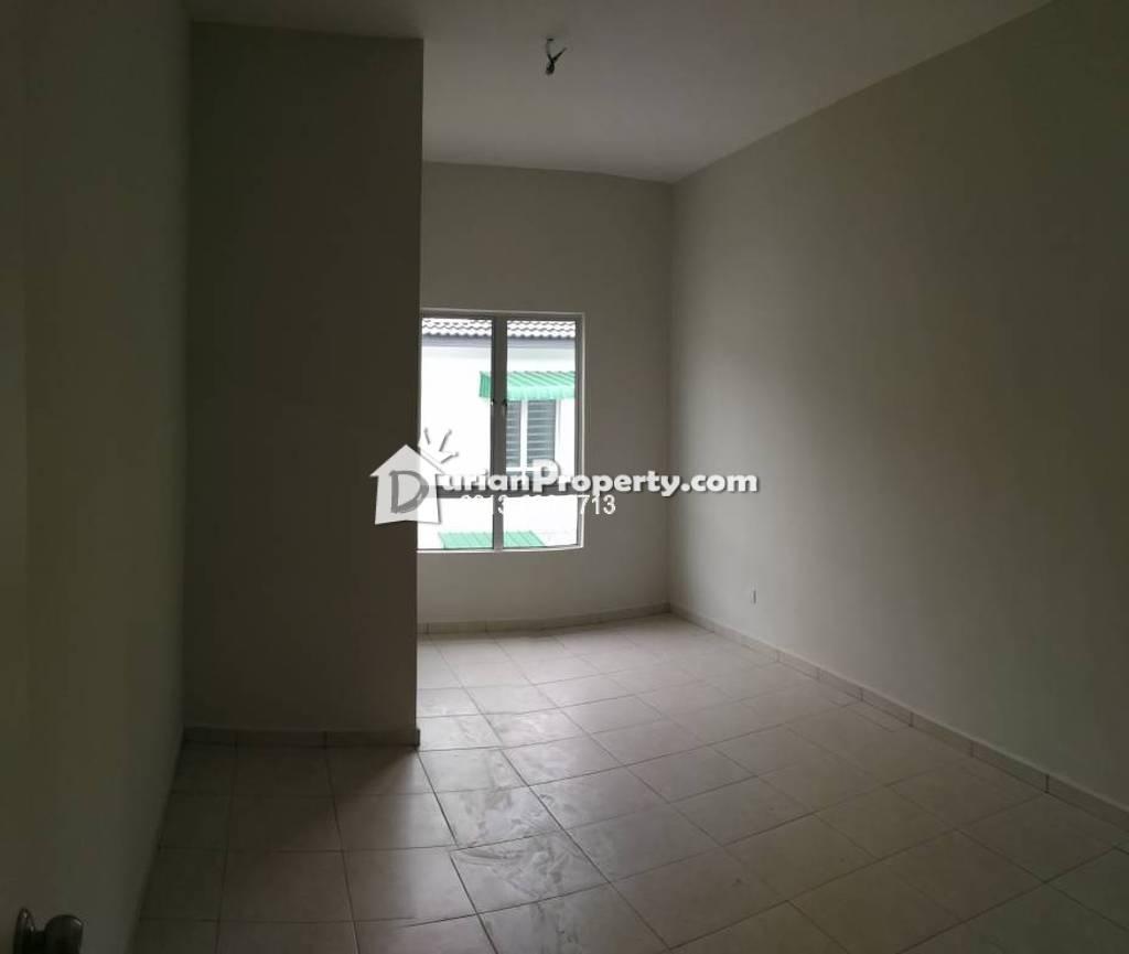 Terrace House For Sale at One Krubong, Melaka