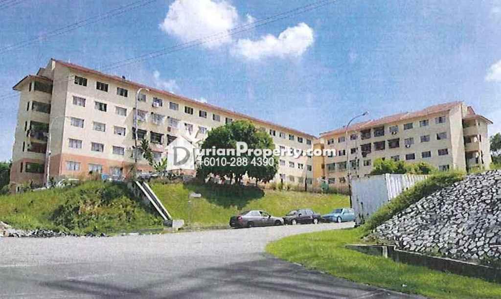 Apartment For Auction at Taman Desa Karunmas, Balakong