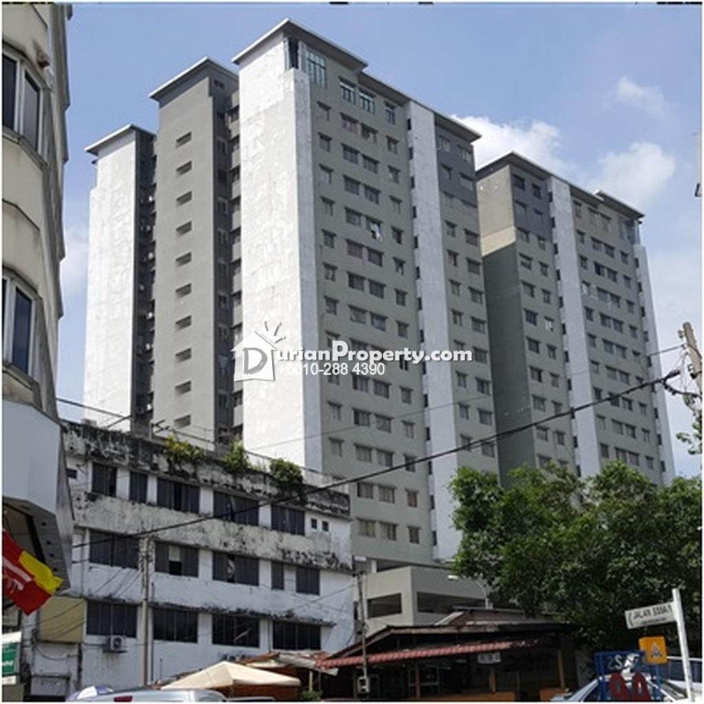 Apartment For Auction at Impian Seri Setia, Petaling Jaya