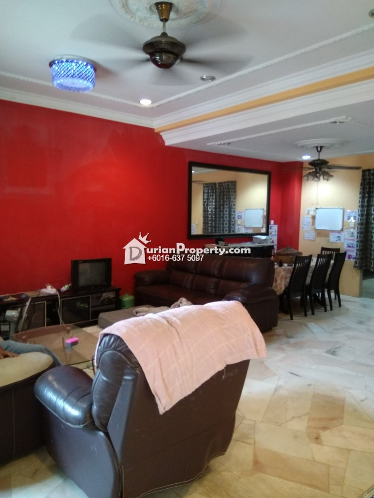 Terrace House For Sale at Taman Sentosa Perdana, Klang