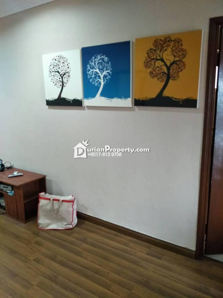 Condo For Sale at Langat Jaya, Batu 9 Cheras