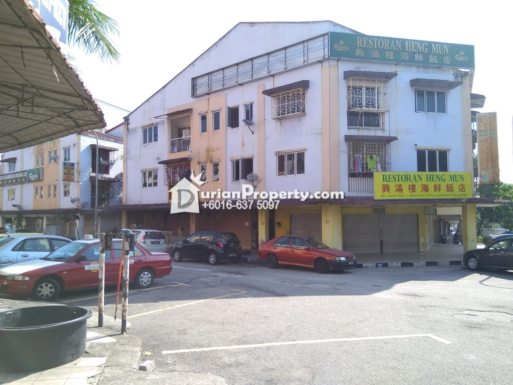 Shop Apartment For Sale at Taman Suntex, Cheras South
