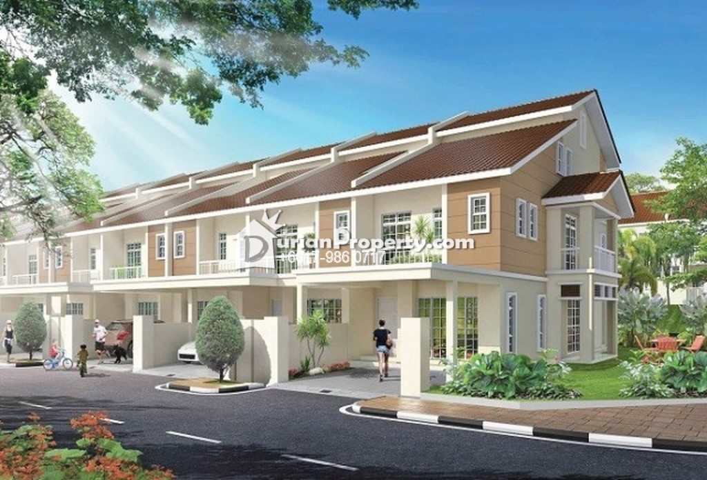 Terrace House For Sale at New Bob Centre, Georgetown