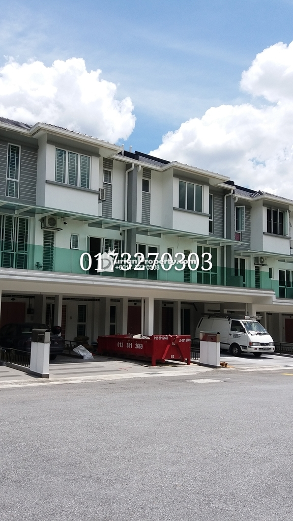 Terrace House For Rent at Taman OUG, Old Klang Road