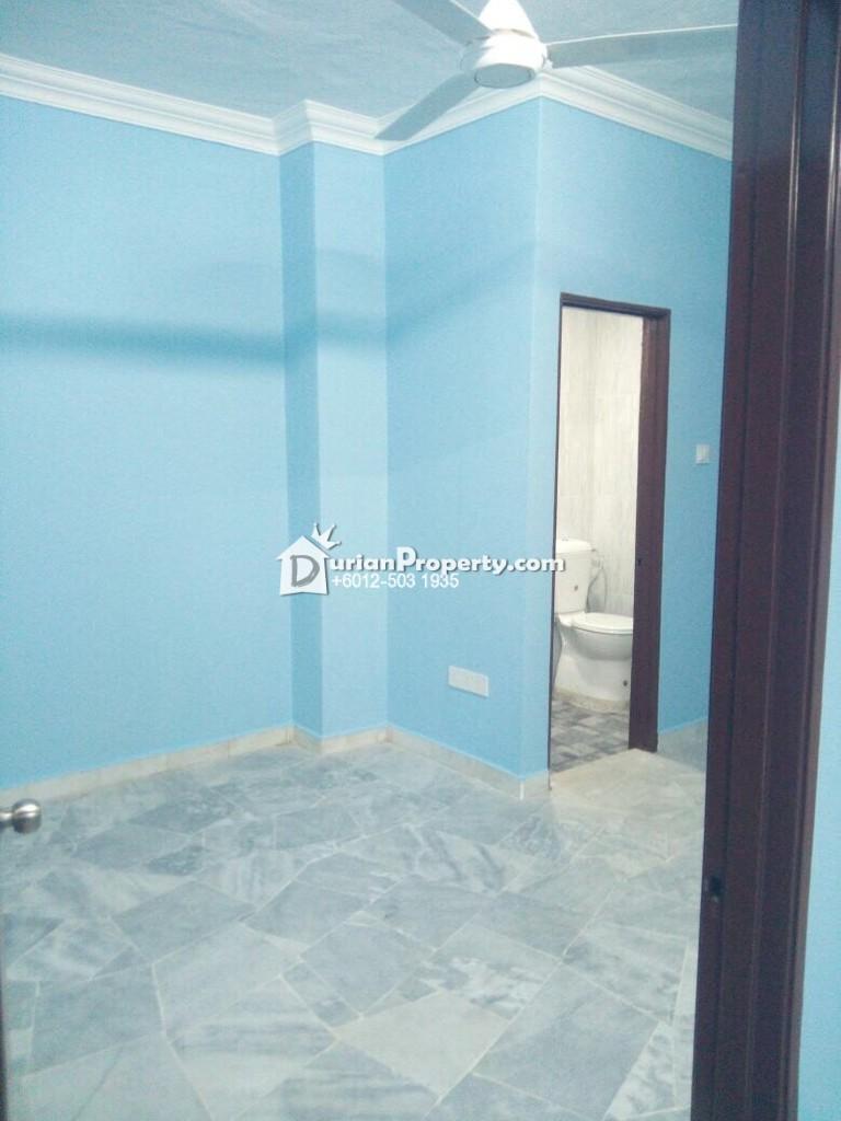 Flat For Rent at Taman Kosas, Ampang