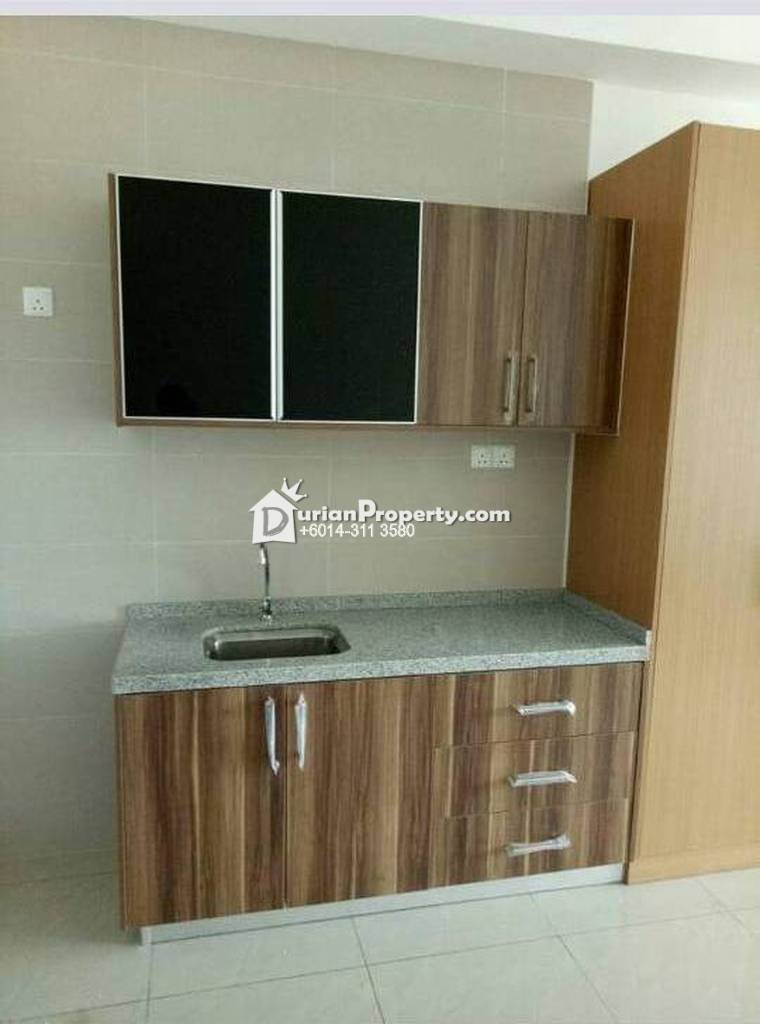 Serviced Residence For Sale at KSL D'Secret Garden, Johor Bahru