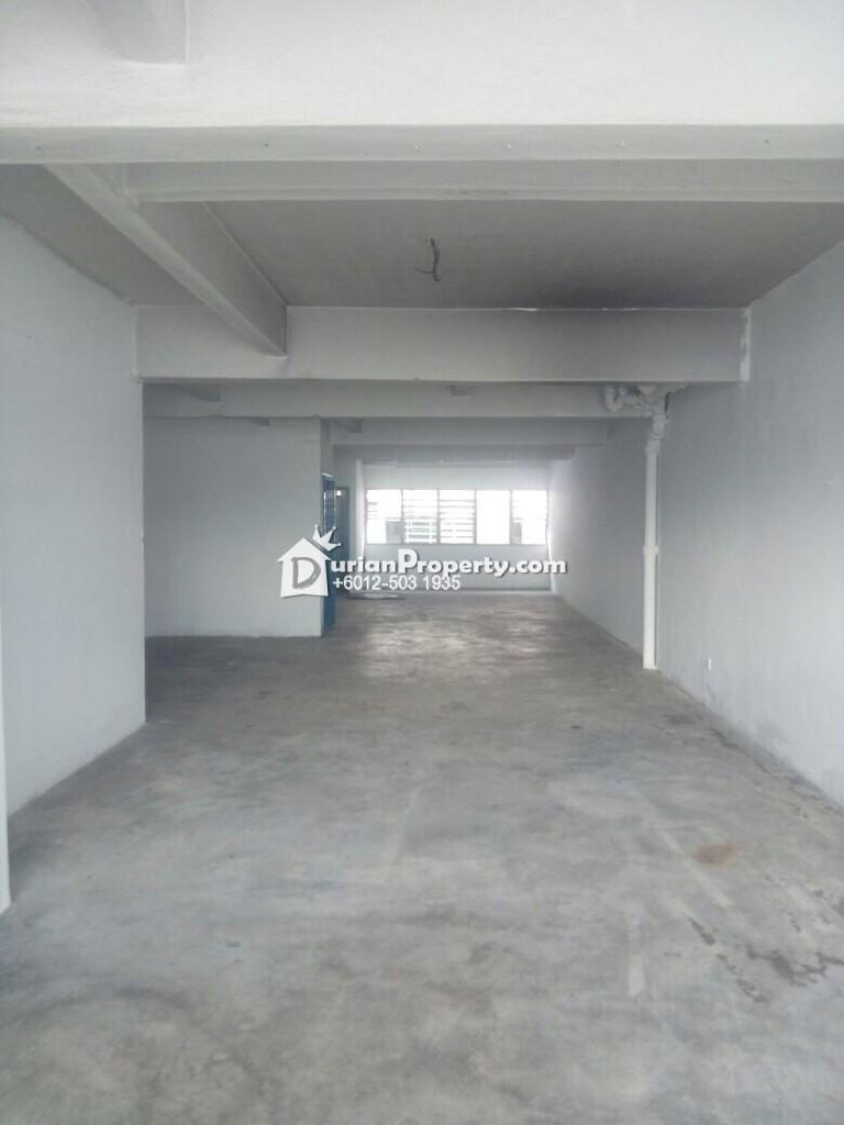 Shop Apartment For Rent at Taman Tuanku Jaafar, Senawang