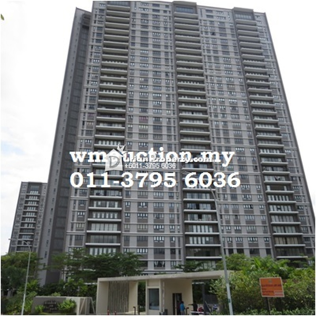 Condo For Auction at Windows On The Park, Bandar Tun Hussein Onn