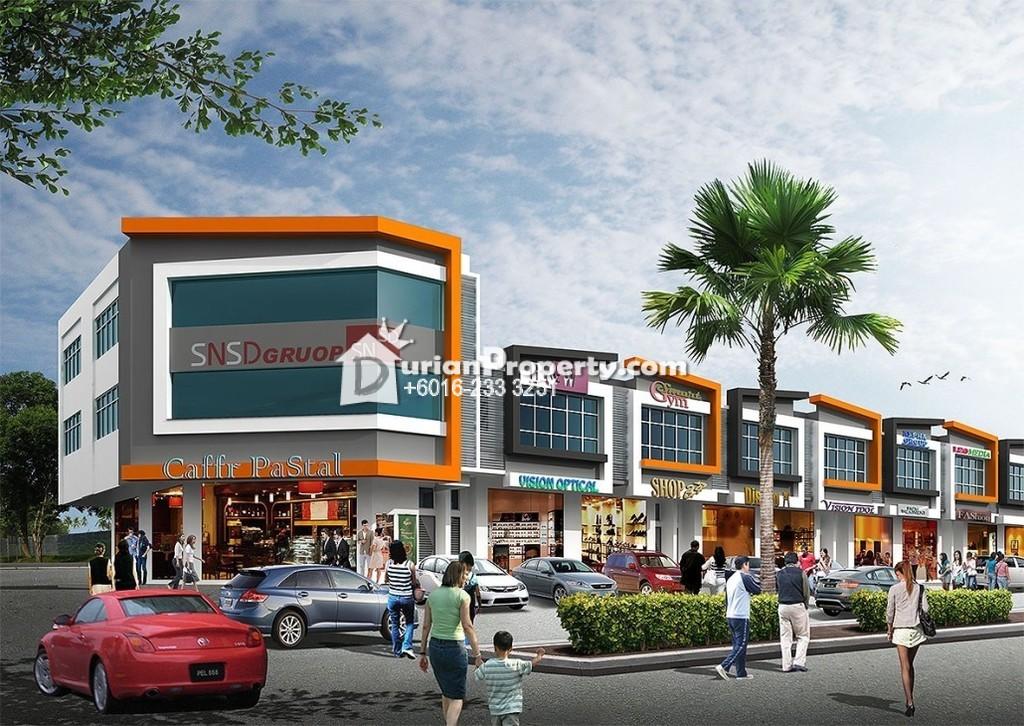 Shop For Sale at Taman Sri Rampai, Setapak