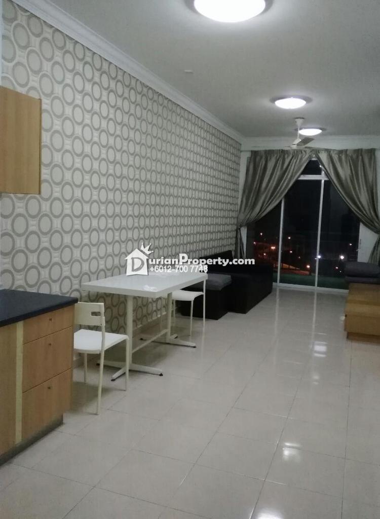 Apartment For Rent at Sri Samudera, Johor Bahru