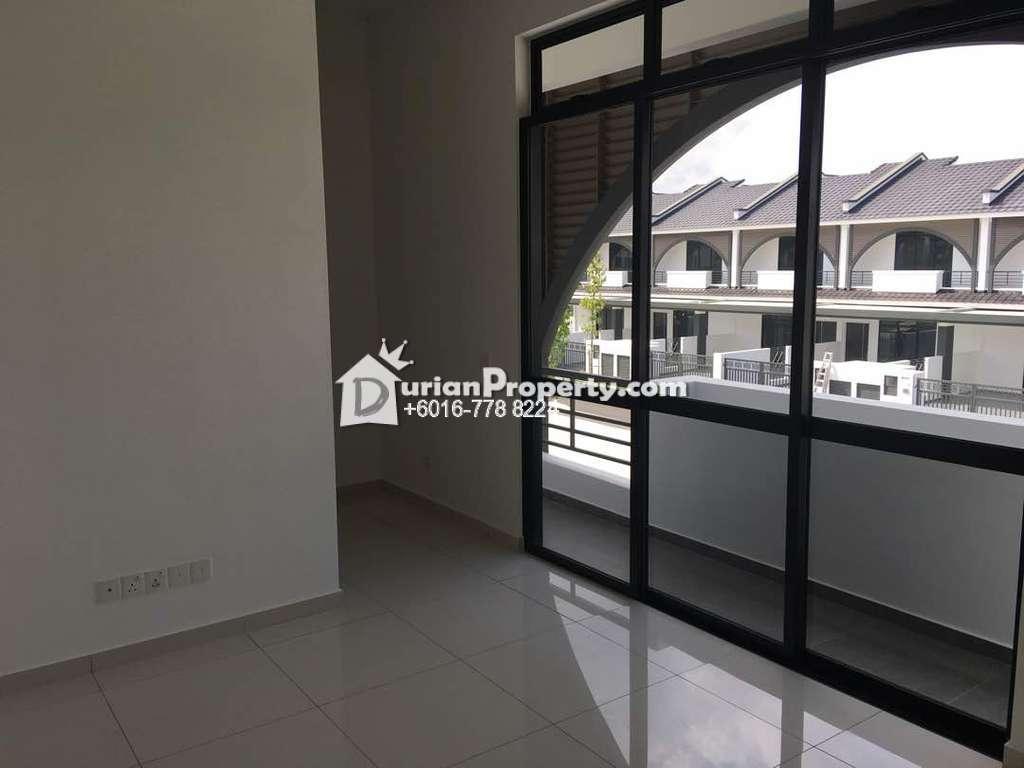 Terrace House For Sale at Taman Eko Flora, Johor Bahru