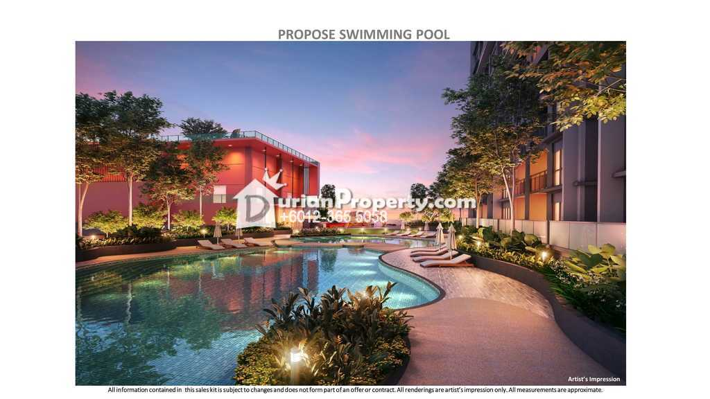 Condo For Sale at The Holmes 2, Bandar Tun Razak