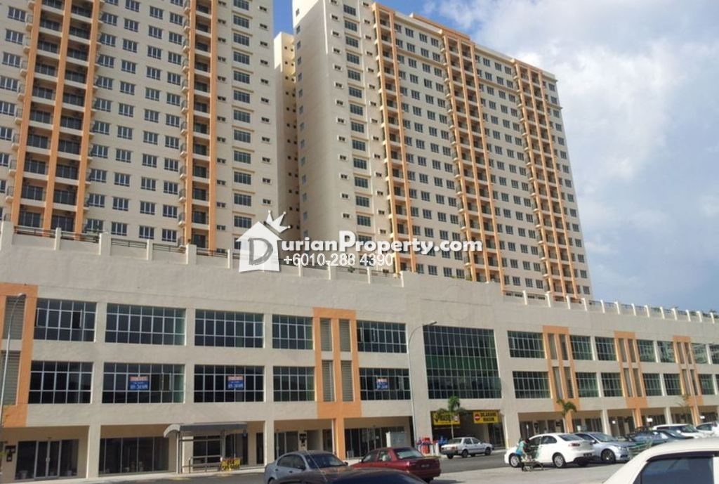 Apartment For Auction at Connaught Avenue, Cheras