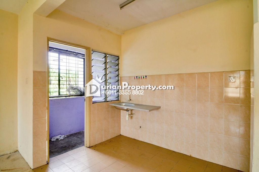 Apartment For Sale at Melur Mewangi Apartment, Bandar Puncak Alam
