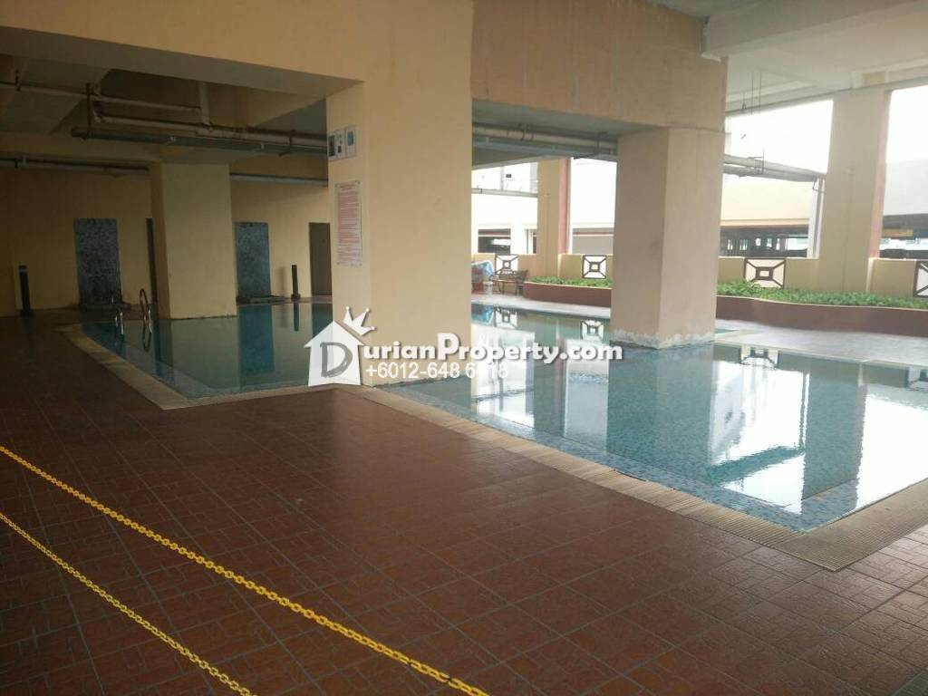 Apartment for sale at plaza metro prima kepong rm