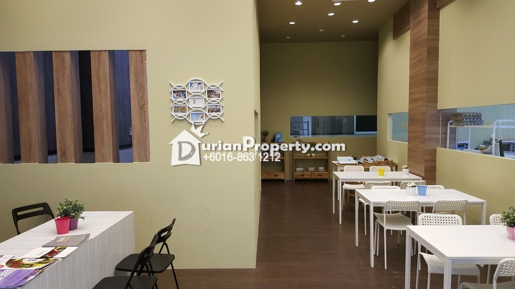 Retail Space For Sale at CityONE Megamall, Kuching