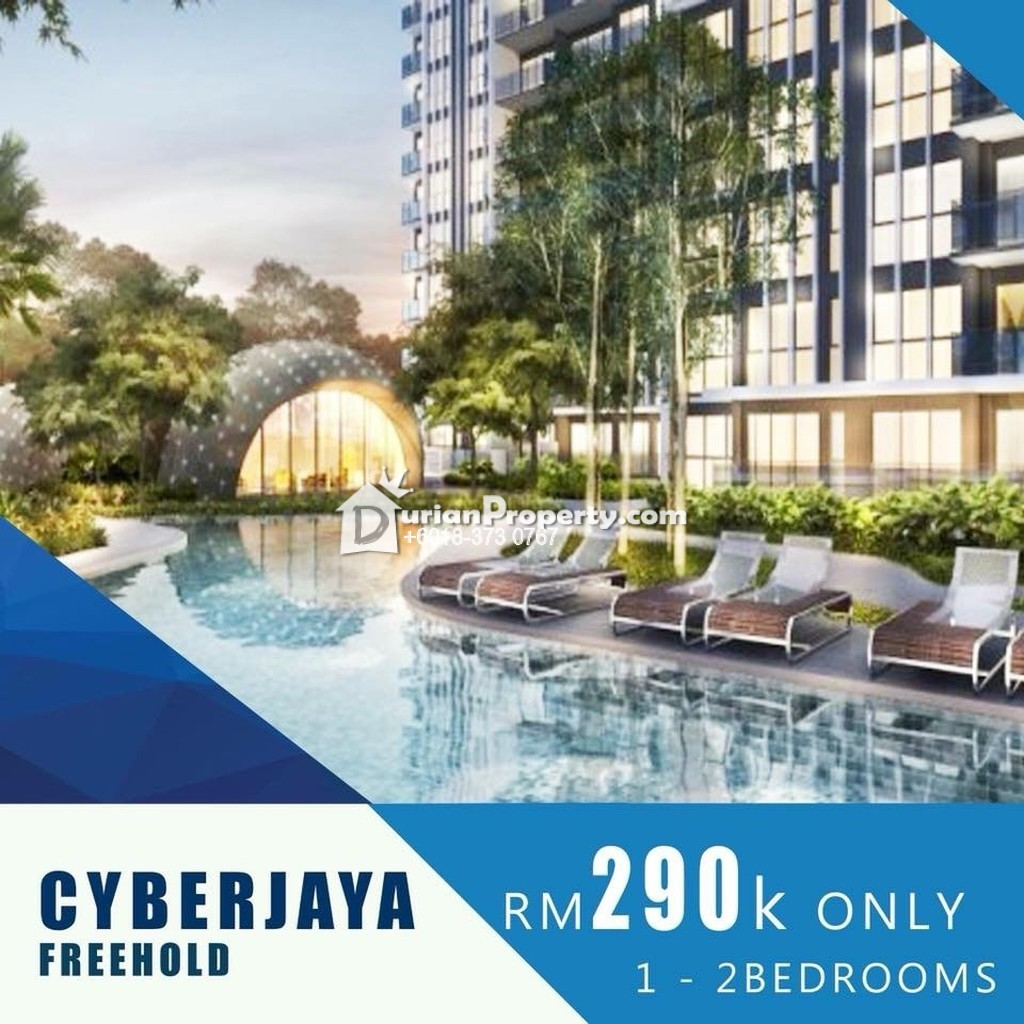 Condo For Sale at Cyber 11, Cyberjaya