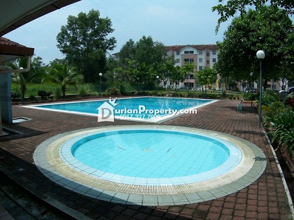 Apartment For Sale at Pangsapuri Resak, Puncak Perdana