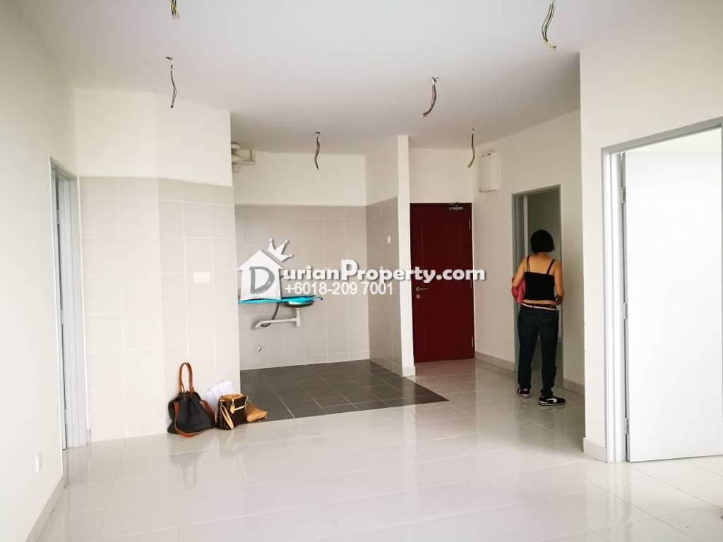 Apartment For Rent at Taman Melati, Setapak